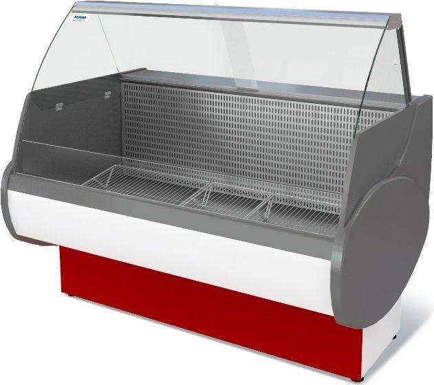 Витрина морозильная МХМ Таир ВХН-1,2 фото, купить в Липецке | Uliss Trade