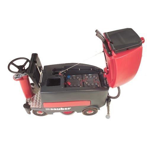 Поломоечная машина с местом для оператора Cleanfix RA 800 Sauber