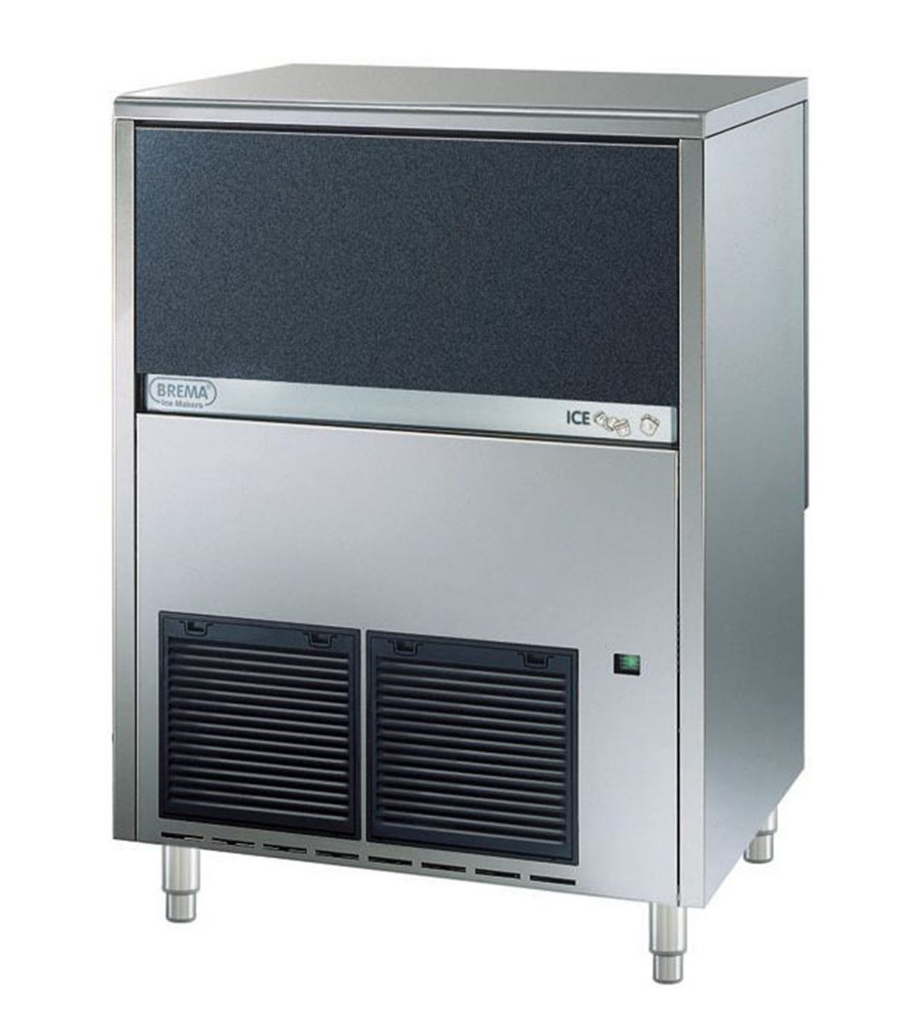 Льдогенератор BREMA CB 840 W кубикового льда фото, купить в Липецке | Uliss Trade