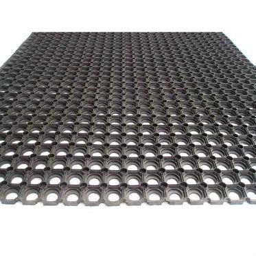 """Грязезащитный резиновый входной коврик 50х100 мм """"Module 23"""""""