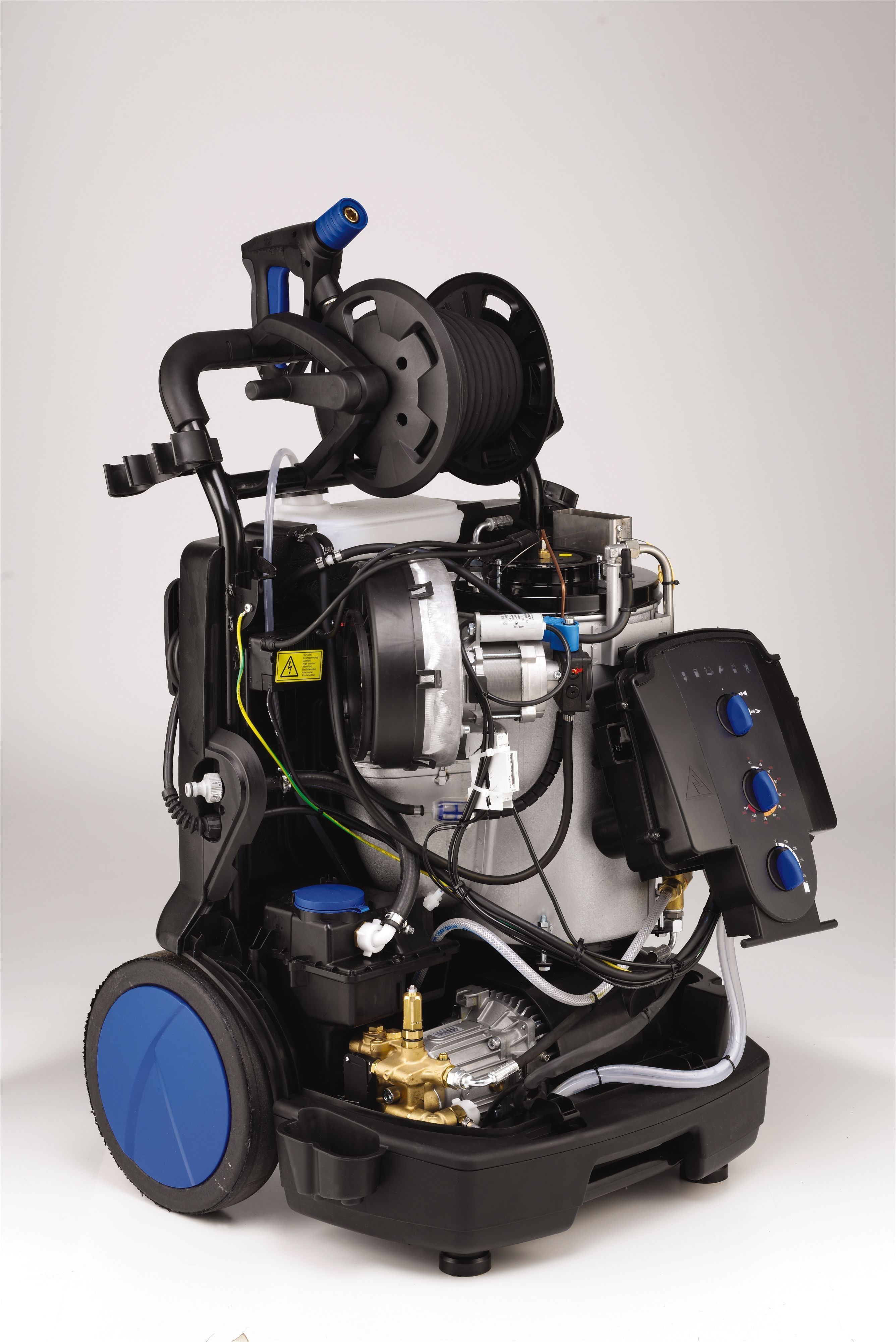 Мойка высокого давления Nilfisk MH 2M-155/660 X