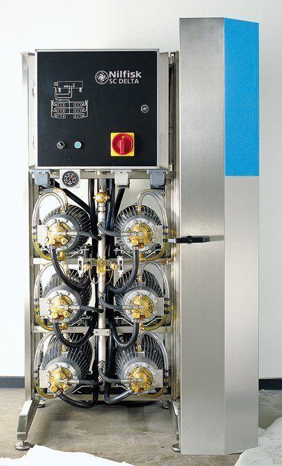 Мойка высокого давления Nilfisk DELTA BOOSTER - 3 Pumps