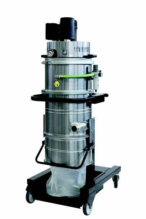 Промышленный пылесос DWAM 22LPM HEPA Z22 фото, купить в Липецке | Uliss Trade