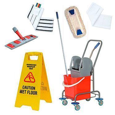 Комплект для уборки полов Clean Floor Universal -1 фото, купить в Липецке   Uliss Trade