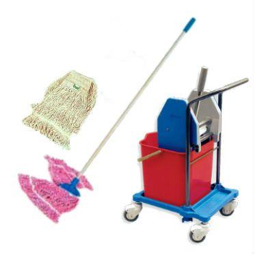Комплект для уборки полов CleanFLoor Ideal фото, купить в Липецке | Uliss Trade