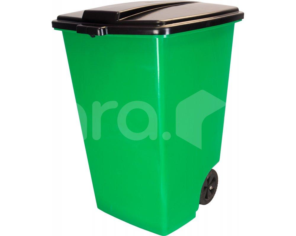 Контейнер для мусора 120 литров фото, купить в Липецке   Uliss Trade