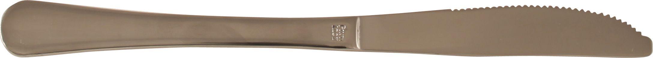 Нож десертный Стреза 18/10 2 мм фото, купить в Липецке   Uliss Trade