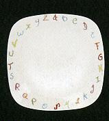Тарелка большая SK21012001 фото, купить в Липецке   Uliss Trade