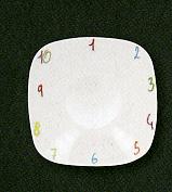 Тарелка плоская SK15022001 фото, купить в Липецке | Uliss Trade
