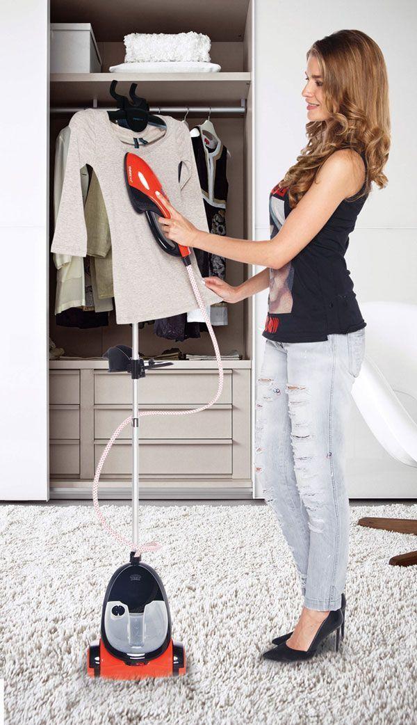 Мультифункциональный отпариватель для одежды и текстиля MIE STEAM MASTER