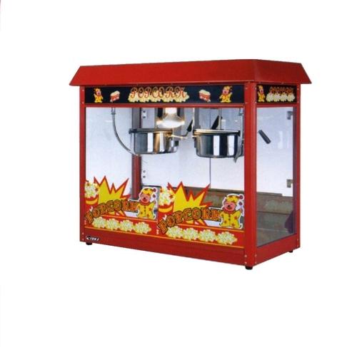 Аппарат для приготовления попкорна STARFOOD с двумя котлами фото, купить в Липецке | Uliss Trade