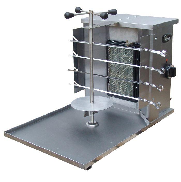 Шаверма газовая Ф1ШМГ (1 горелка)