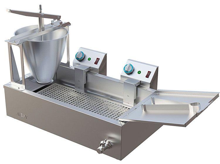 Пончиковый аппарат Гольфстрим 2 М фото, купить в Липецке | Uliss Trade