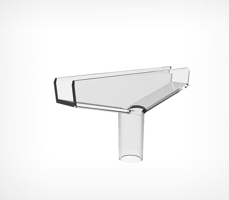 Универсальный Т-держатель пластиковых рамок Т-L