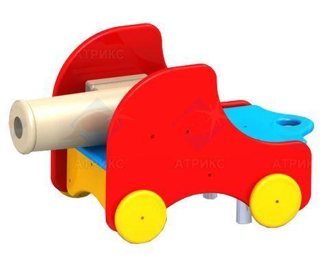 Фигурка-пушки для детской площадки фото, купить в Липецке | Uliss Trade