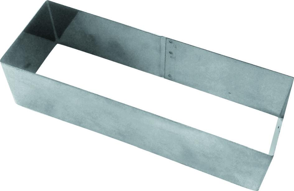 Форма «Прямоугольник» 15х3см h=4см фото, купить в Липецке   Uliss Trade