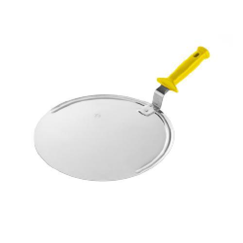 Лопата для пиццы d50см, с короткой ручкой, нерж.сталь фото, купить в Липецке | Uliss Trade
