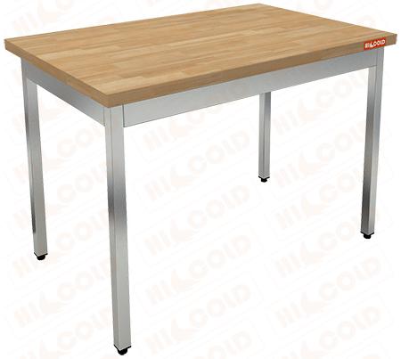 Стол нержавеющий кондитерский HICOLD НСОК-18/8 фото, купить в Липецке | Uliss Trade