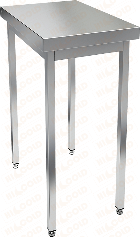 Стол нержавеющий разделочный центральный без полки HICOLD НСО-5/6 фото, купить в Липецке | Uliss Trade