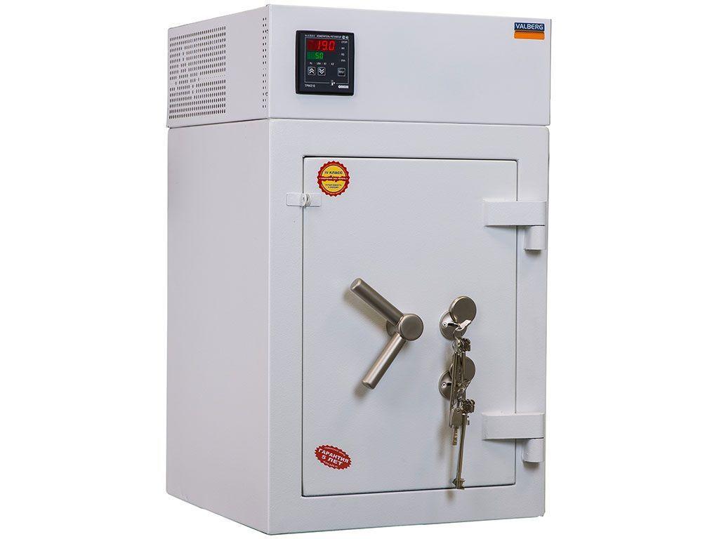 Сейф термостат VALBERG TS - 4/25 фото, купить в Липецке | Uliss Trade