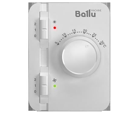 Тепловые завесы Ballu серии S2–Metallic