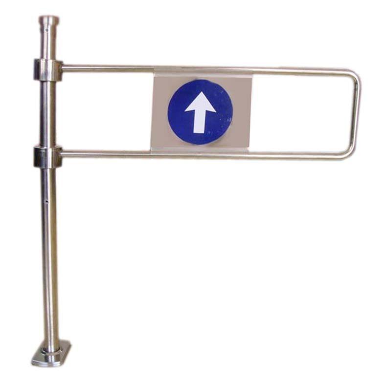 Рамка на вход в магазин поворотная TRGS-020 фото, купить в Липецке | Uliss Trade