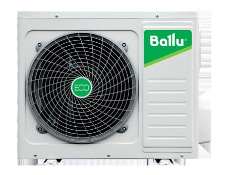 DC-Инверторные сплит-системы Ballu серии ECO Inverter