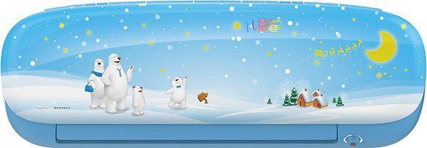 Сплит-система настенного типа Midea Kids Star MSEA_U фото, купить в Липецке | Uliss Trade