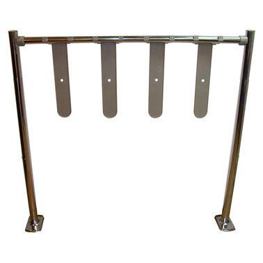 Ворота для проезда тележек TRGS