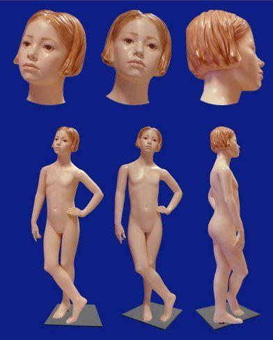 Детский манекен Наташка
