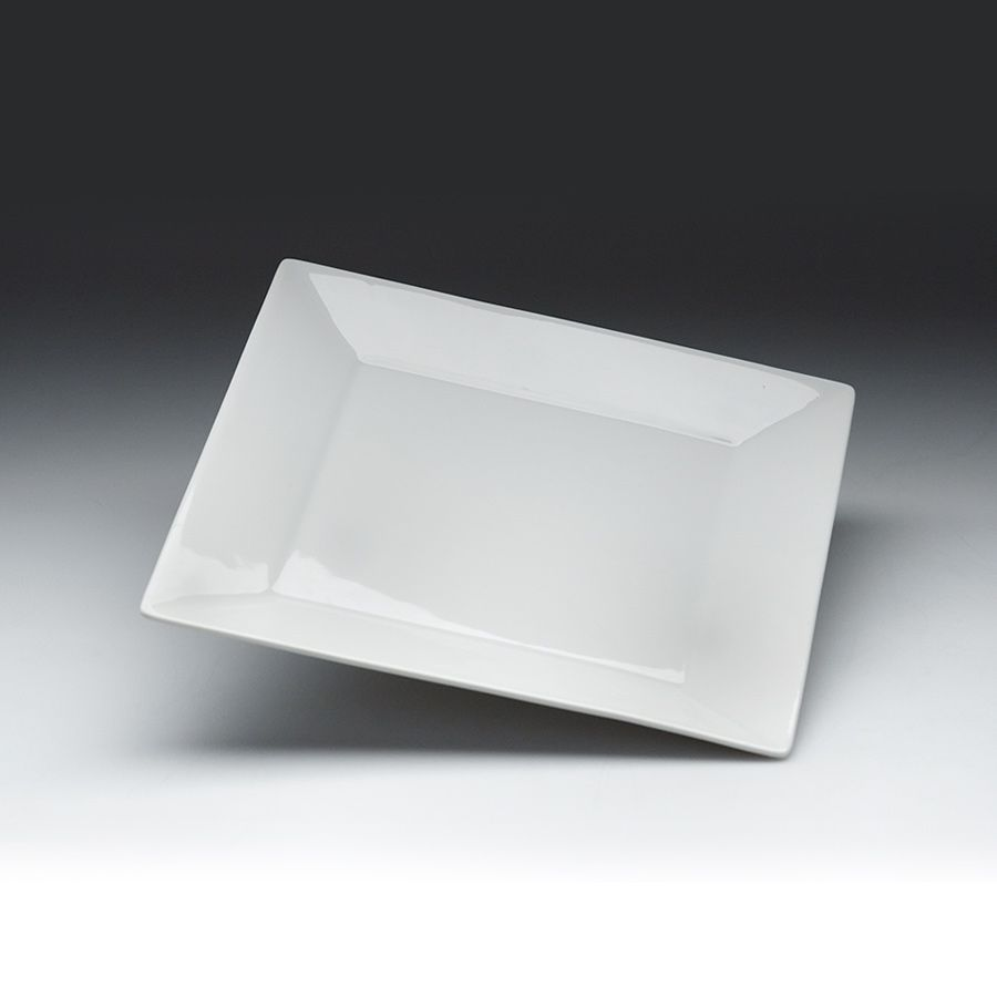 Тарелка квадратная «Day» 262 мм фото, купить в Липецке | Uliss Trade