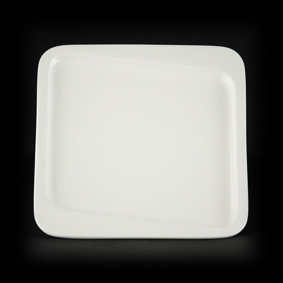 Тарелка мелкая квадратная «Sam&Squito» 300 мм фото, купить в Липецке | Uliss Trade