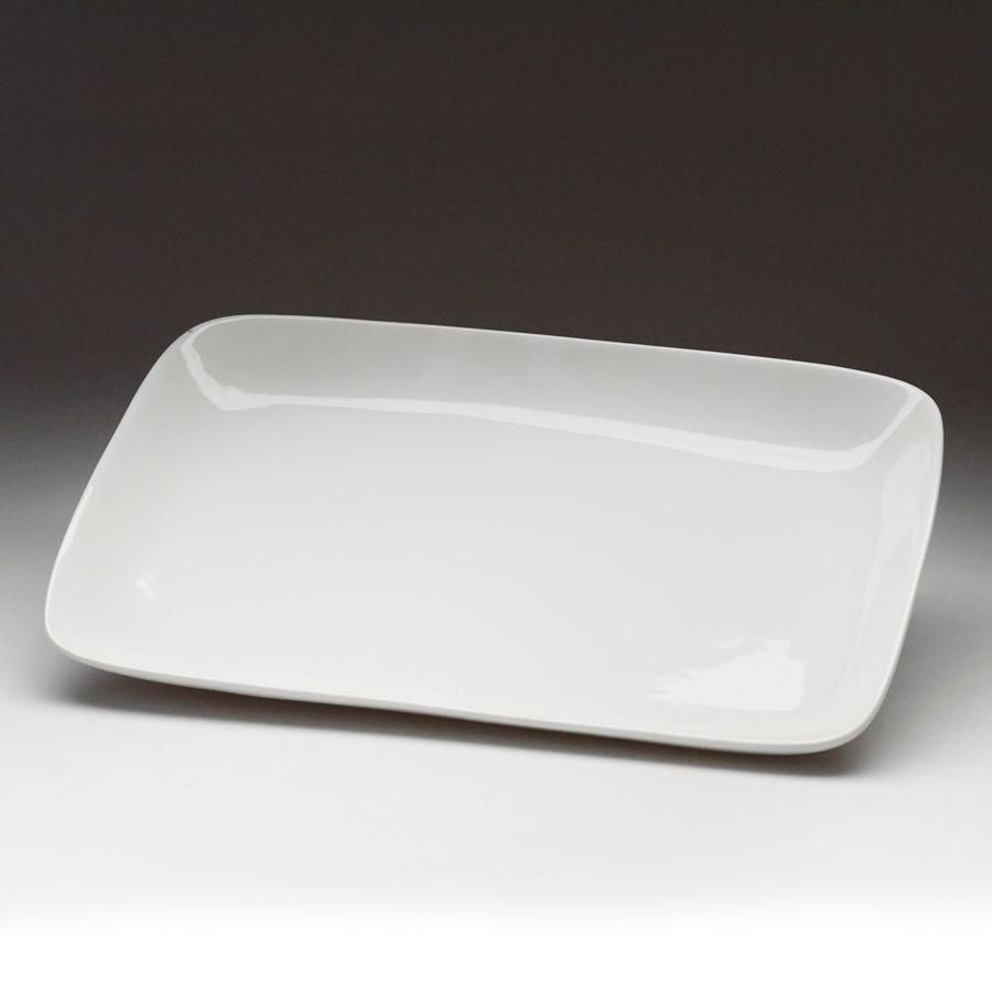 Блюдо прямоугольное «Chan Wave» 210х130 мм