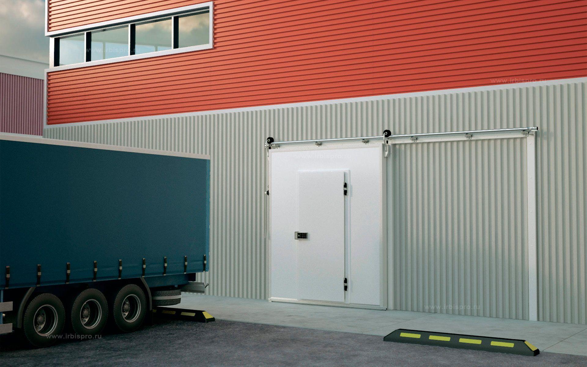 Откатные холодильные двери общего назначения