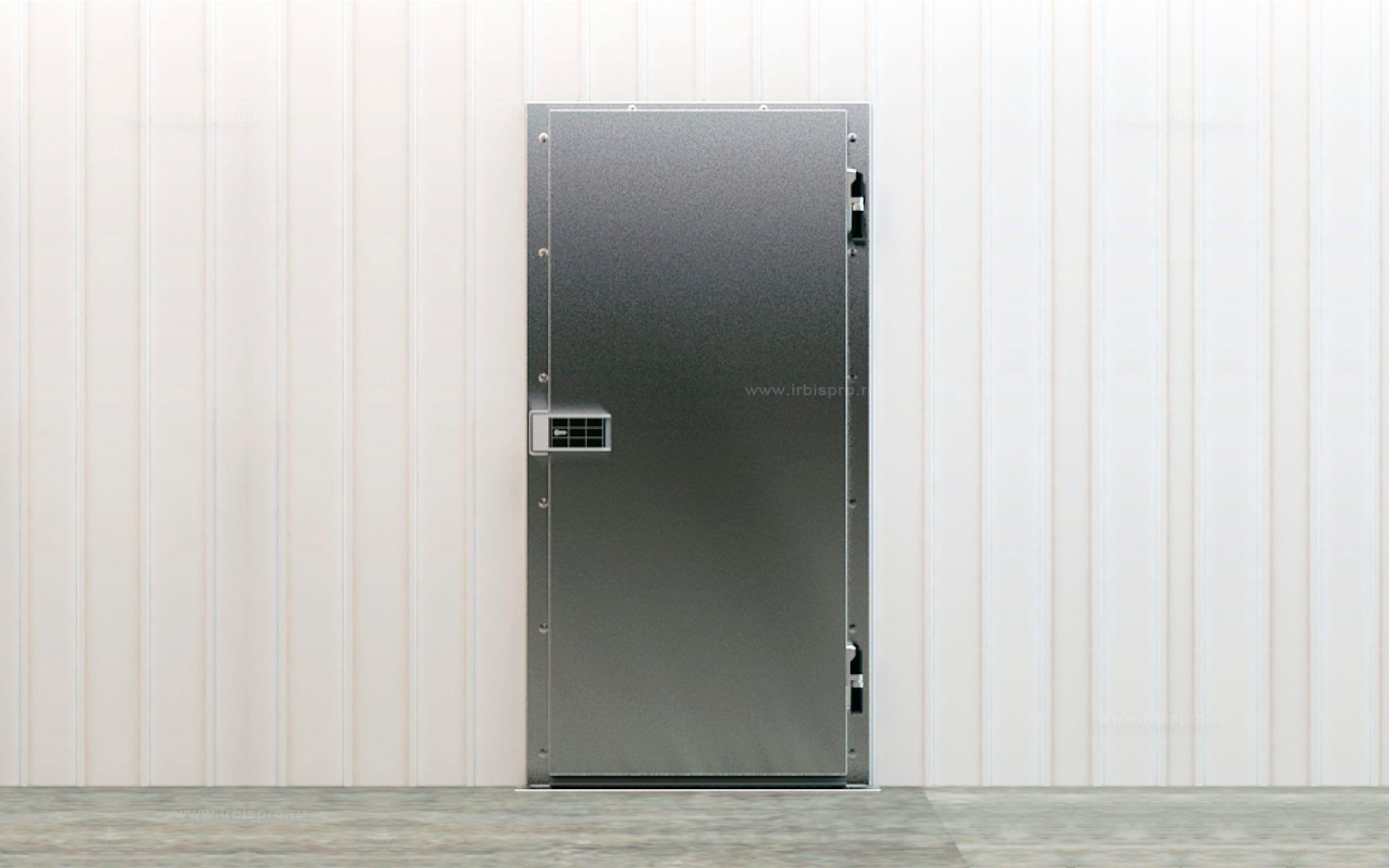 Распашные холодильные двери специального назначения