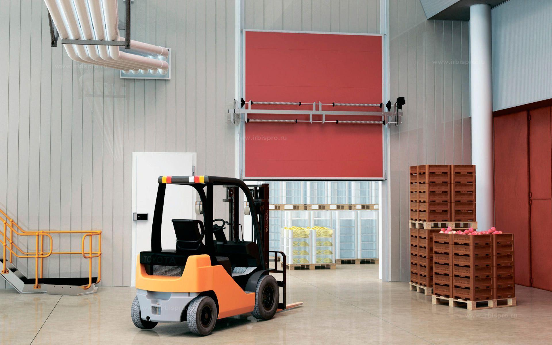 Вертикальные холодильные двери общего назначения фото, купить в Липецке | Uliss Trade