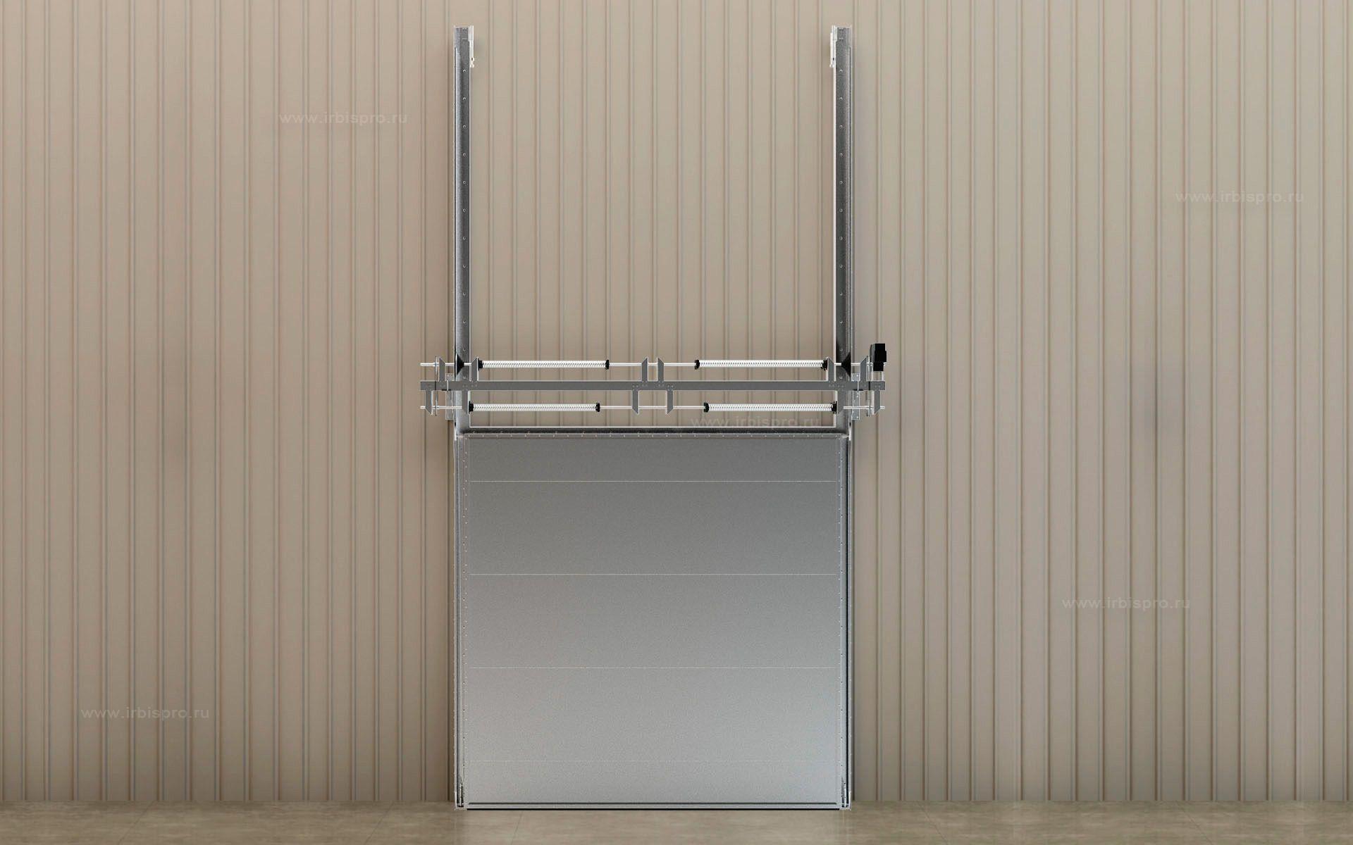Вертикальные холодильные двери специального назначения