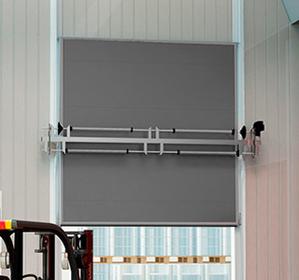 Вертикальные холодильные двери специального назначения фото, купить в Липецке | Uliss Trade