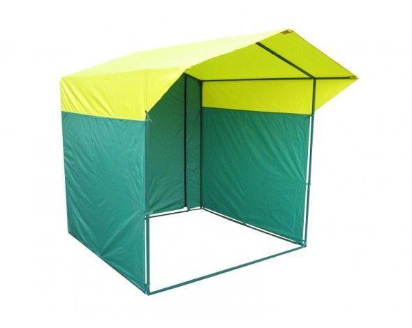 Торговая палатка «Домик» 1,9 x 1,9 фото, купить в Липецке   Uliss Trade