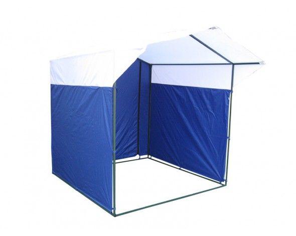 Торговая палатка «Домик» 2 x 2 из квадратной трубы 20х20 мм