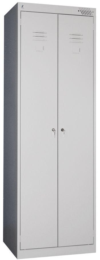 Металлический шкаф для одежды ШРК-22-600 фото, купить в Липецке | Uliss Trade