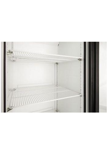 Холодильный шкаф со стеклянными дверьми POLAIR Bravo DM104c фото, купить в Липецке   Uliss Trade