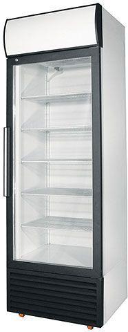 Холодильный шкаф со стеклянными дверьми POLAIR Professionale BC105 фото, купить в Липецке | Uliss Trade