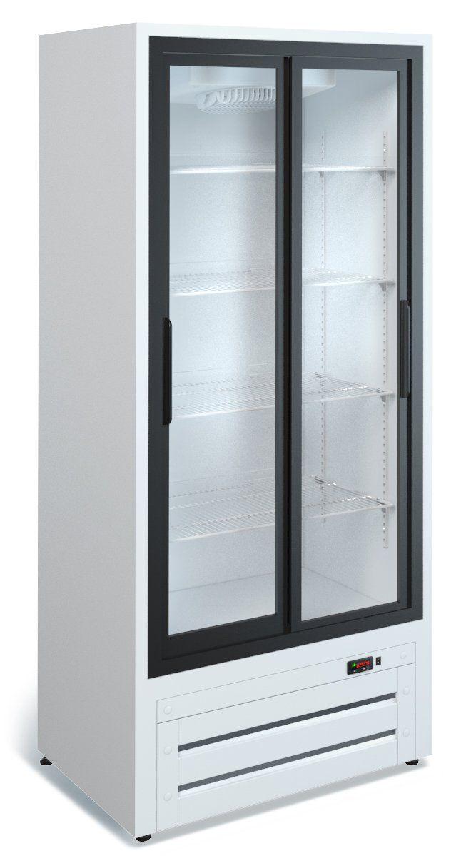 Холодильный шкаф Эльтон 0,7У купе фото, купить в Липецке | Uliss Trade