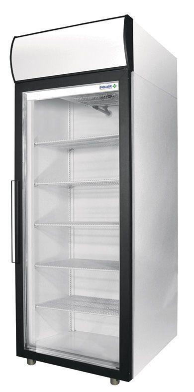 Холодильный шкаф фармацевтический POLAIR ШХФ-0,5 ДС фото, купить в Липецке | Uliss Trade