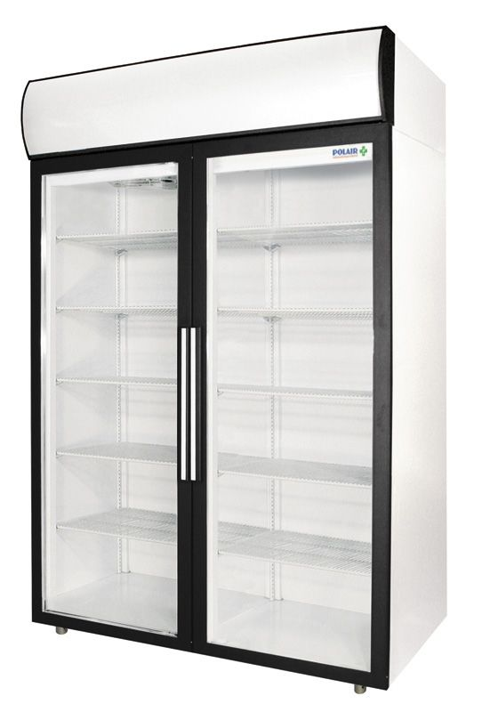 Холодильный шкаф фармацевтический POLAIR ШХФ-1,4 ДС фото, купить в Липецке   Uliss Trade