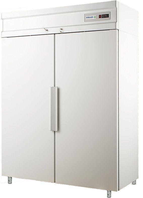 Холодильный шкаф фармацевтический POLAIR ШХКФ-1,4 (0,7-0.7) фото, купить в Липецке   Uliss Trade