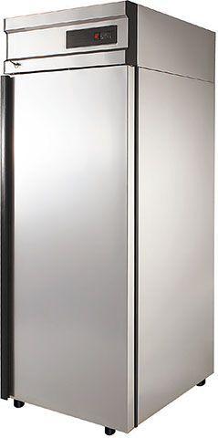 Холодильный шкаф из нержавеющей стали POLAIR CB107-G фото, купить в Липецке | Uliss Trade