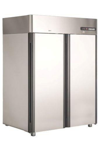 Холодильный шкаф из нержавеющей стали POLAIR CM110-Gk фото, купить в Липецке   Uliss Trade