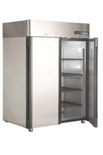 Холодильный шкаф из нержавеющей стали POLAIR CM114-Gk фото, купить в Липецке | Uliss Trade